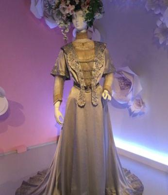 Afternoon DressLiberty & Co.c.1913FIDM Museum Blog