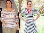 Mother, 49, sheds 24kg in months after she embarked on a 'diet part-time' by fasting