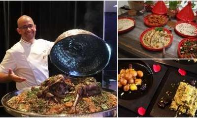 Discover the authentic flavours of the Middle East