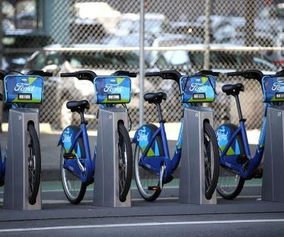 Lyft is suing San Francisco to prevent competing bikeshares from moving in