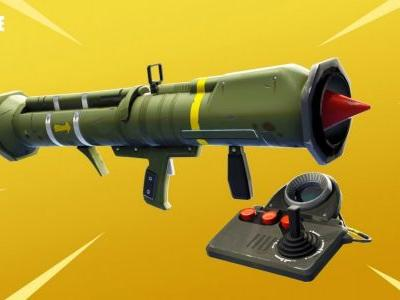 'Fortnite' will bring back guided missiles in a softer, gentler form