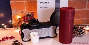MobileSyrup Holiday Gift Guide - Wearables and audio