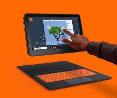 The $300 Kano PC is designed to teach your kids what goes into a computer
