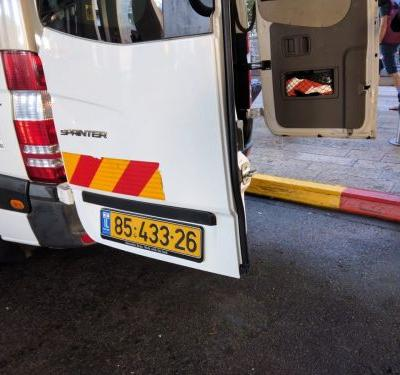 AMAL TAXI , Airport Trasfer Service of Ben Gurion Airport, Israel - A Bunch of Thieves