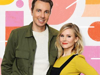 Kristen Bell Says Her Marriage To Dax Shepard Takes A Lot Of Work & A Lot Of Jokes