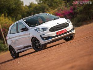 2019 Ford Figo Facelift Launched At Rs 515 Lakh