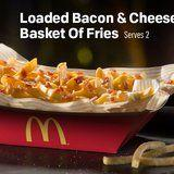 McDonald's Unveils Bacon and Cheese Loaded Fries, and Life Is Now Complete
