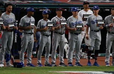 MLB cancels all-star game for first time since 1945