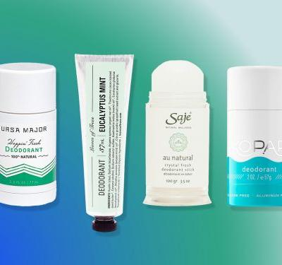 13 Natural Deodorants That *Actually* Work