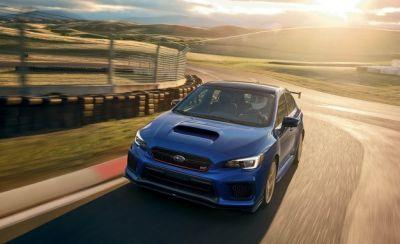Tecnica International Bonanza! Subaru Announces 2018 WRX STI Type RA and BRZ tS