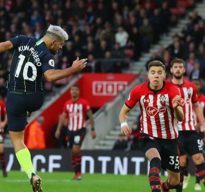 Southampton 1 Manchester City 3: Silva, Aguero get City back on track
