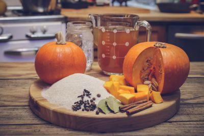 Pickled Sugar Pumpkin Recipe