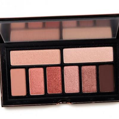 Smashbox Petal Metal Cover Shot Eye Palette Review, Photos, Swatches