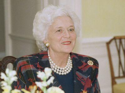 A look back at the historic life of Former First Lady Barbara Bush