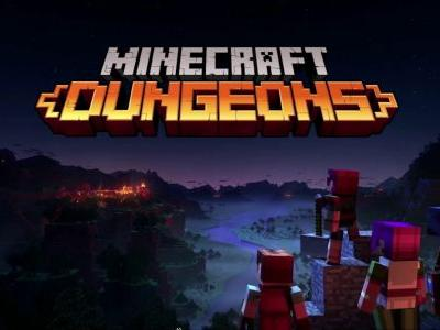 Minecraft Dungeons Highlights Co-op, Combat, And Boss Fights In New Gameplay Videos
