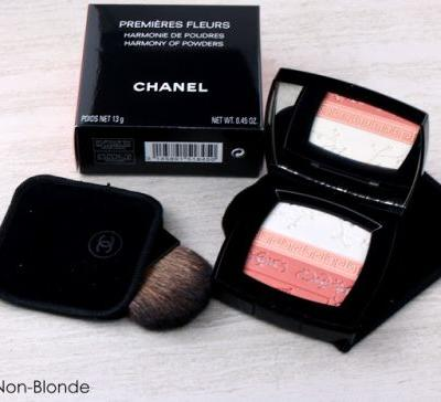 Chanel Premieres Fleurs Harmony Of Powders & Rouge Coco Glossimer Bourgeoisie