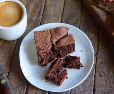 Almond Flour Brownies: The gluten-free, grain-free, hassle-free brownie everyone can love