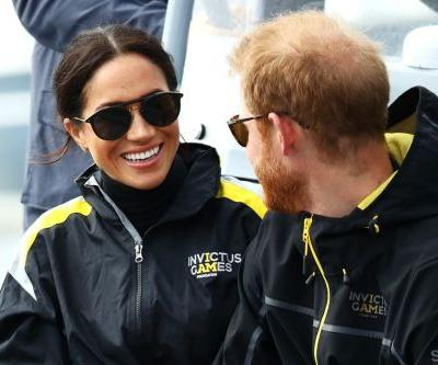Meghan Markle Wore a Thing: Tretorn Sneakers and Krewe Sunglasses in Australia Edition