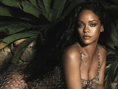 Finally, Some Good News: A Rihanna 'Vogue' Cover Is Here