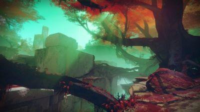 Destiny 2 players will explore Earth, Nessus and the moons Io and Titan - here's some screens