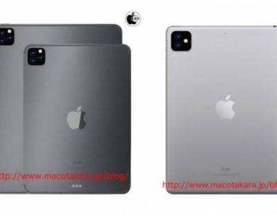 IPad Pros could outdo Samsung with triple camera setup