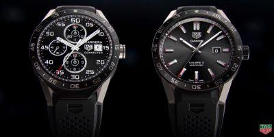 Tag Heuer launching new Android Wear 2.0 smartwatches in May, GPS & NFC in tow