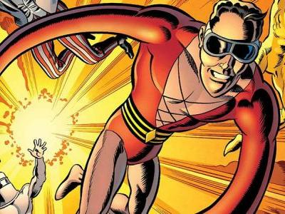 Warner Bros. Developing Plastic Man Movie