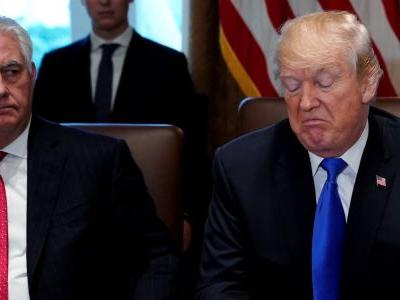'Rex, eat the salad': Trump once found a creative way to humiliate Tillerson