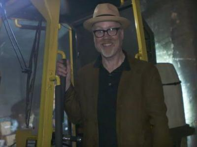 Watch Adam Savage Give a Tour of Part of The Amazing BLADE RUNNER 2049 Set