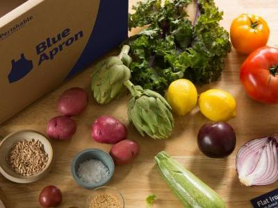 Goldman Sachs and Morgan Stanley took Blue Apron public at $10 per share - now they say it's worth $3