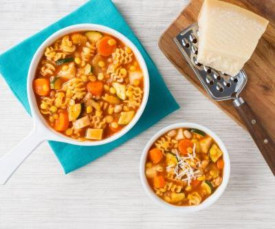 Vegetarian Soups Packed with Protein