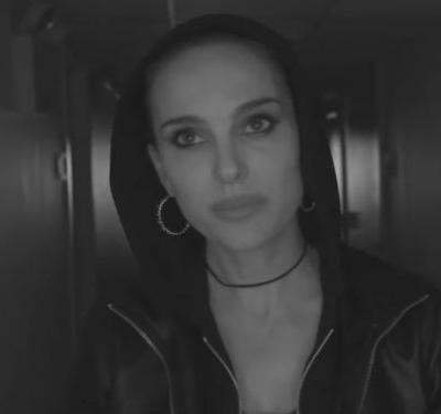 Natalie Portman brought her rap skills back to 'SNL' in an epic, curse-filled music video