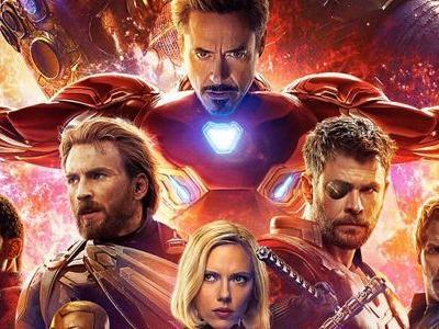 There's a Lazy Error in The 'Avengers: Infinity War' Poster, Plus Check Out Six New Magazine Covers