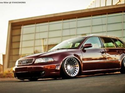 RS4 Conversion Completed with 400HP to the Wheels