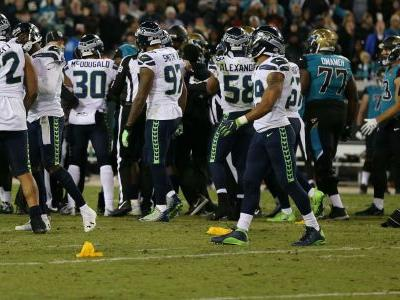 Seahawks-Jaguars fight product of frustration: 'That's the way it goes'