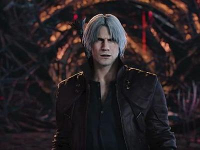 TGS Devil May Cry 5 Gameplay Trailer Shows Dante in Action