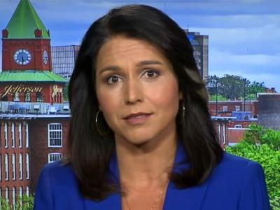 Tulsi Gabbard Fires Back at 'Queen of Warmongers' Hillary Clinton For Suggesting She's a Russian Asset