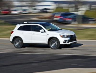 2018 Mitsubishi Outlander Sport 2.4L AWD: It's Still Out There