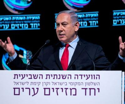 Netanyahu shrugs off 'Swiss cheese' accusations of corruption