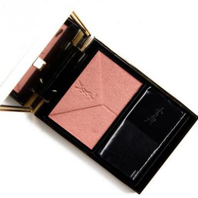 YSL Rose Or Couture Highlighter Review & Swatches