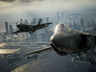 Ace Combat 7 Reveals F-2A and F-35C In New Trailer, Screenshots, and Gameplay Videos
