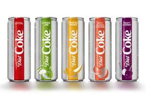Diet Coke gets new look, new flavors amid sinking sales