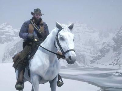 Where To Find Red Dead Redemption 2's BEST Horse