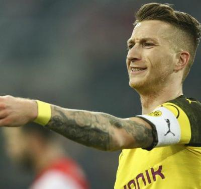 Reus and Piszczek still out for Borussia Dortmund