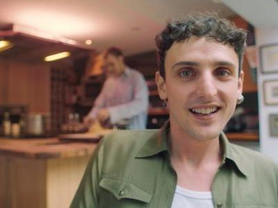 Watch Ben Schofield go on a pasta-making date with a fan