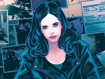'Jessica Jones' Season 2 Episode Titles Announced With Pulp Illustrations