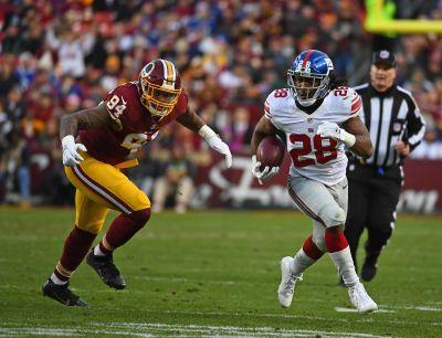Rookie RB Paul Perkins could give Giants needed spark