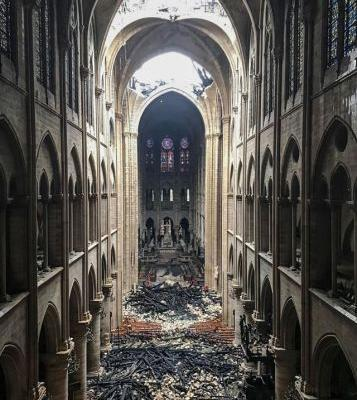 Conrad Black: Notre Dame is the historical and cultural centre of a great nation