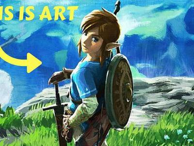 "8 Games That Could Be Considered ""Art"""