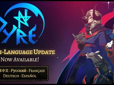 Pyre: Multi-Language Update Out Now!